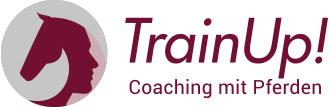 TrainUp! Retina Logo